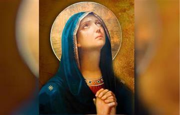 YouTube: Novena a Nuestra Señora de los Dolores, día 1