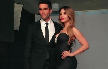 Jessica Cediel y Ernesto Calzadilla ¿Se besaron?