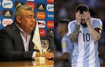 Messi: La AFA apeló la decisión de la FIFA y esta será su sanción