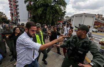 Venezuela vive una jornada de protestas