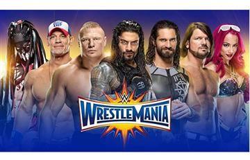 WWE Wrestlemania 33: ¿Cómo ver el evento gratis?