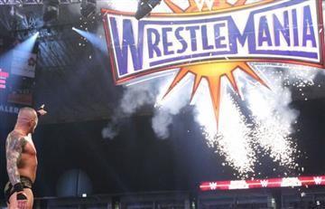 WWE Wrestlemania 33: Hora y transmisión Colombia - USA