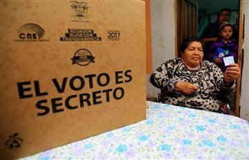 Ecuador se prepara para elecciones en segunda vuelta