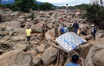 Mocoa: Juan Manuel Santos declara estado de calamidad