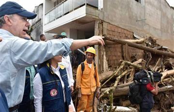 Mocoa: Las ayudas que el Gobierno dará a los damnificados