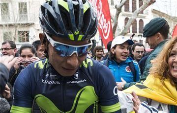 Nairo Quintana: Mensaje para Mocoa