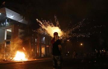 Paraguay: Incendian el Congreso en protesta contra la reforma constitucional