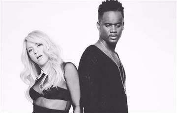 "Shakira y el rapero Black M estrenan ""Comme moi"""