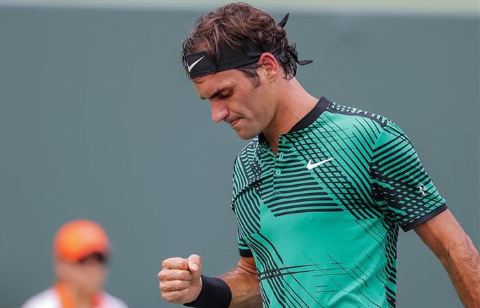 Fedrer venció a Nadal y se proclamó campeón de Miami