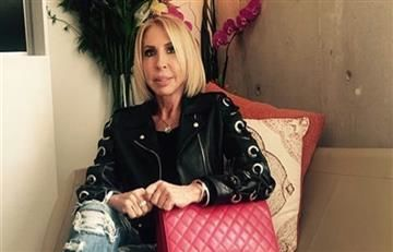 Laura Bozzo tuvo que someterse a una nueva operación