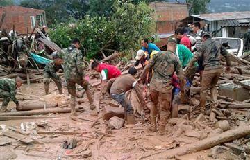 Mocoa: Intensifica búsqueda de víctimas de la tragedia