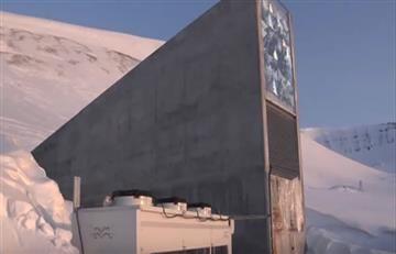 Ártico: Abren extensión de la 'Bóveda del juicio final'