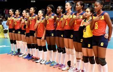 Colombia es campeona panamericana de Voleibol Sub-18