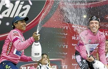 """""""Colombia tiene el mejor ciclismo del mundo"""": Director del Giro de Italia"""