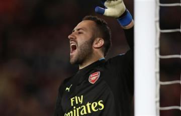 David Ospina podría abandonar el Arsenal