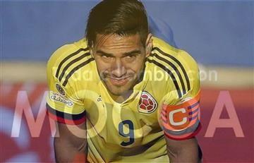 Falcao no se olvida de Colombia y envía un mensaje de apoyo a Mocoa