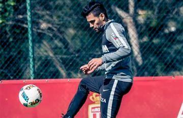 Falcao García está listo para volver a jugar