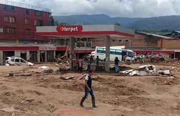 Mocoa: Farc se ofrece a reconstruir la capital del Putumayo