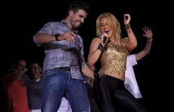 Shakira: Piqué hace una picante admiración de su esposa