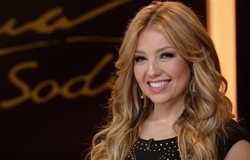 Thalía sorprende a todos sus fans con nuevo look
