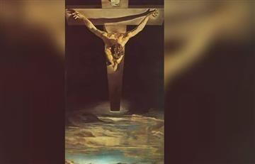 Viacrucis: Estación 12, Jesús muere en la cruz