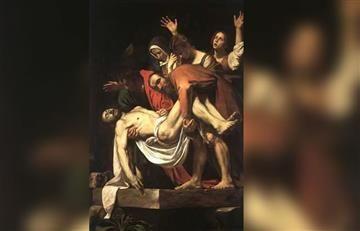 Viacrucis: Estación 14, Entierro de Jesús