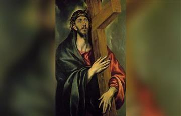 Viacrucis: Estación 8, Jesús y las mujeres de Jerusalén