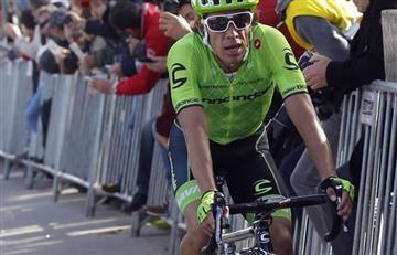 Vuelta al País Vasco: Rigoberto Urán y Jonathan Restrepo en el top 10