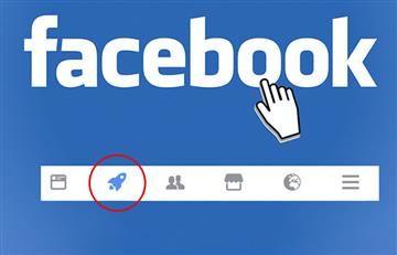 Facebook: ¿Para qué sirve el misterioso botón del cohete?