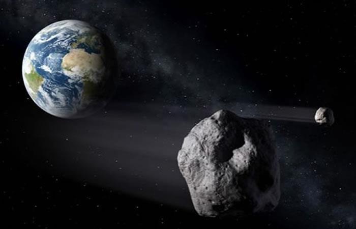 Tierra: Asteroide potencialmente peligroso se acerca