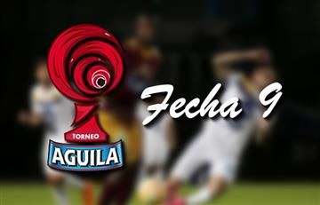 Torneo Águila: Calendario completo de la fecha 9