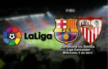 Barcelona vs. Sevilla: Transmisión EN VIVO