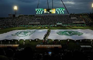 Chapecoense vs. Nacional: Lo que nadie vio del emotivo encuentro
