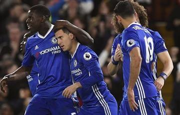 Chelsea más cerca al título de la Premier League