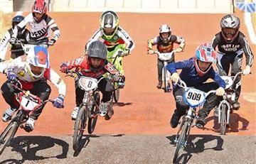 Colombia consiguió 13 oros en el Carolina Nationals BMX