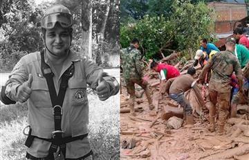 Mocoa: Entierran a miembro de la Defensa Civil que falleció durante rescate