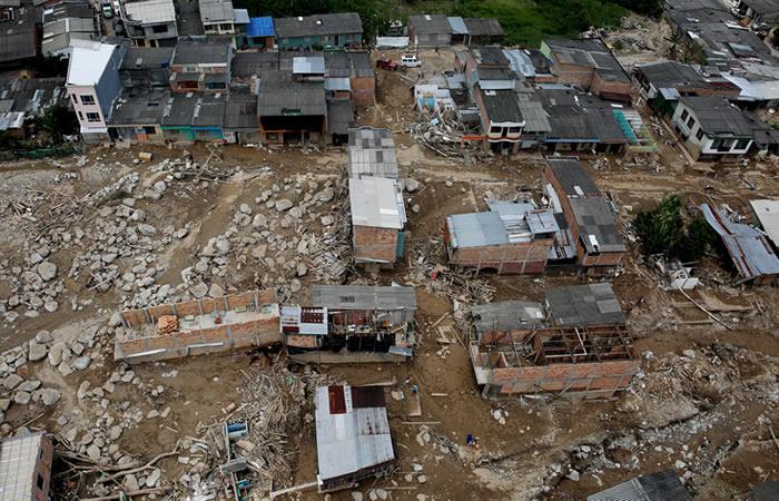 Mocoa: Fiscalía investiga responsabilidad de funcionarios en la tragedia
