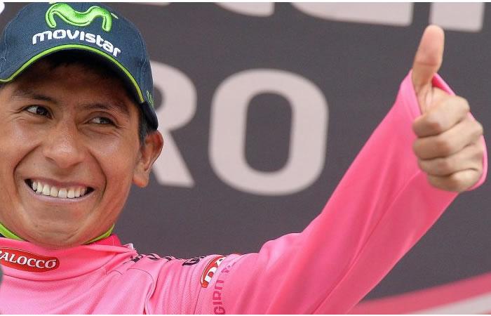 Nairo y la original forma en la que podrás apoyarlo en el Giro de Italia