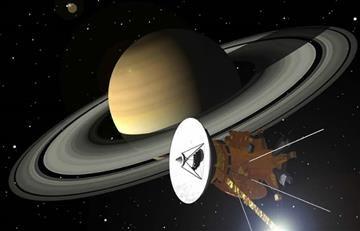 NASA: Así suena Saturno