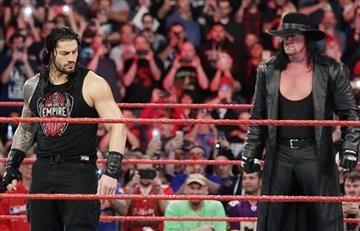 WWE: Reigns dijo que hizo algo que no quería al ganar a The Undertaker