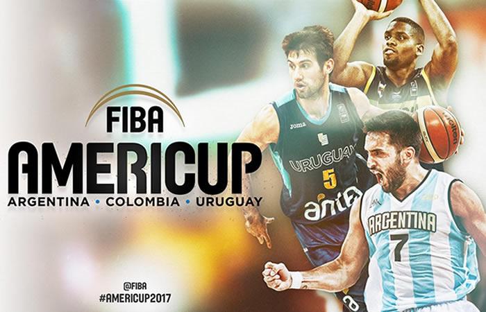 Colombia será sede de la FIBA AmeriCup 2017
