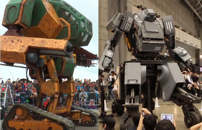 EEUU vs Japón: La primera batalla de robots gigantes ya tiene fecha