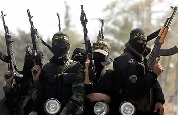 El Estado Islámico degolló a 33 personas en Siria