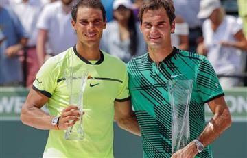 Federer y Nadal entran en el top 5 de la ATP