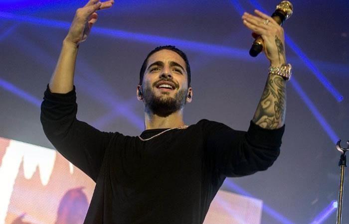Maluma anuncia que regresará con sus conciertos a España