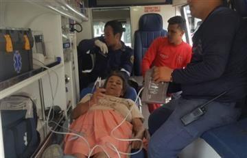 Mocoa: Rescatan a mujer de 76 años tras cinco días de la tragedia