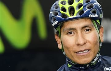 Nairo Quintana protagoniza noticia de impacto mundial