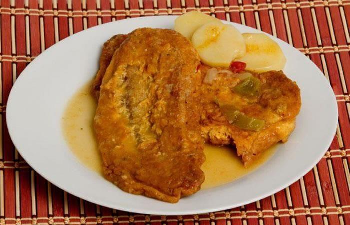 C mo preparar pescado seco para semana santa pescado for Como cocinar pescado