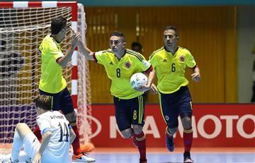 Copa América de Futsal: Colombia vs. Uruguay EN VIVO