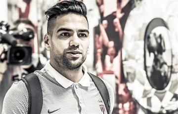 Falcao García sí podría jugar este sábado con el AS Mónaco